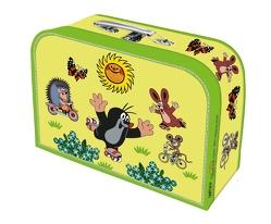 Kinderkoffer Der kleine Maulwurf Spielzeugkoffer für Kindergarten, Hort & Co.