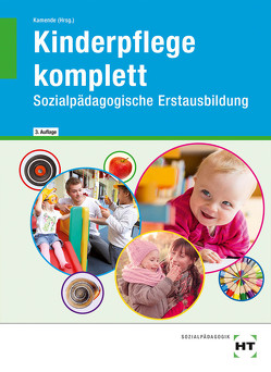 Kinderpflege komplett von Dr. Kamende,  Ulrike