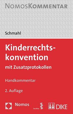 Kinderrechtskonvention von Schmahl,  Stefanie