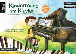 Kinderreime am Klavier von Frenzel,  Nataliya, Wittkamp,  Frantz