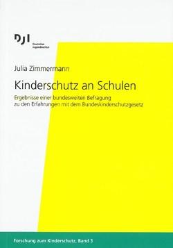 Kinderschutz an Schulen von Zimmermann,  Julia