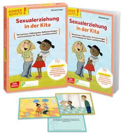 Kinderschutz: Sexualerziehung in der Kita von Kröger,  Michael
