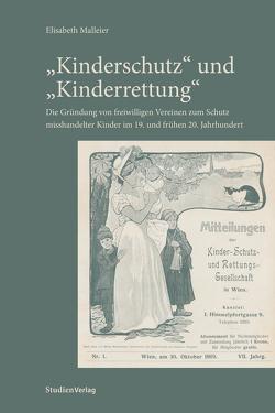 """""""Kinderschutz"""" und """"Kinderrettung"""" von Malleier,  Elisabeth"""