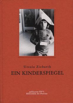 Kinderspiegel von Ziebarth,  Ursula