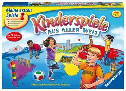 Kinderspiele der Welt von Haferkamp,  Kai