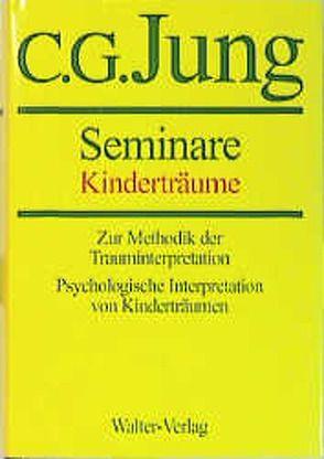 Kinderträume von Jung,  C.G.