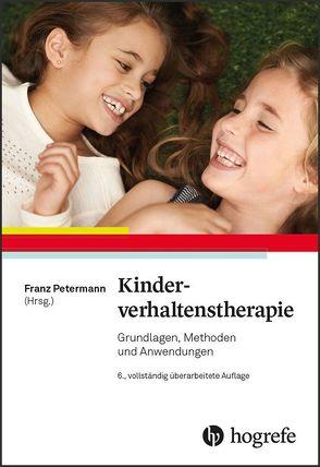 Kinderverhaltenstherapie von Petermann,  Franz