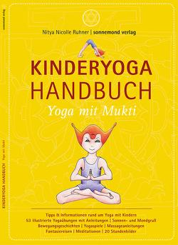 "Kinderyoga Handbuch ""Yoga mit Mukti"""