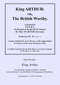 King Arthur von Miehling,  Dr. Klaus