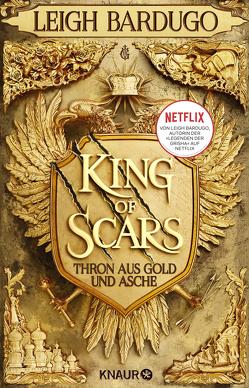 King of Scars von Bardugo,  Leigh, Gyo,  Michelle