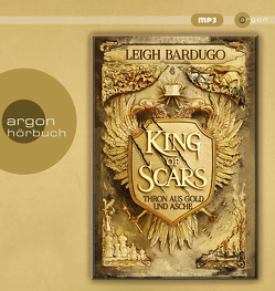 King of Scars von Bardugo,  Leigh, Frank,  Robert, Gyo,  Michelle