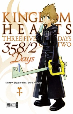 Kingdom Hearts 358/2 Days 01 von Amano,  Shiro, Caspary,  Constantin, Disney, Square Enix