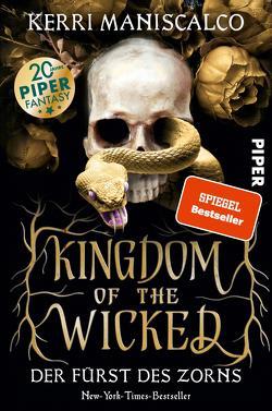Kingdom of the Wicked von Bürgel,  Diana, Maniscalco,  Kerri, Müller,  Julian