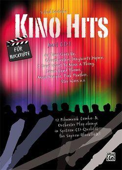 Kino Hits / Kino Hits für Blockflöte von Matejko,  Vahid