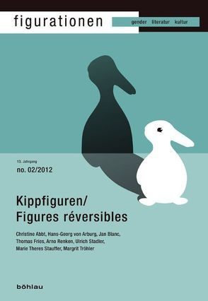 Kippfiguren/figures réversibles von Arburg,  Hans-Georg, Stauffer,  Marie Theres