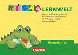 Kiras Lernwelt – Förder- und Trainingsmaterialien für Deutsch als Zweitsprache im Anfangsunterricht der Grundschule von Pollert,  Manfred