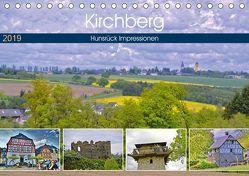 Kirchberg Hunsrück Impressionen (Tischkalender 2019 DIN A5 quer) von Geiger,  Günther
