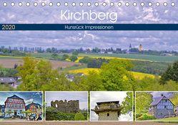 Kirchberg Hunsrück Impressionen (Tischkalender 2020 DIN A5 quer) von Geiger,  Günther