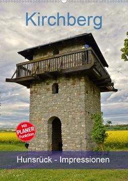 Kirchberg Hunsrück – Impressionen (Wandkalender 2020 DIN A2 hoch) von Geiger,  Günther