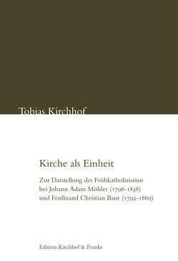 Kirche als Einheit von Kirchhof,  Tobias