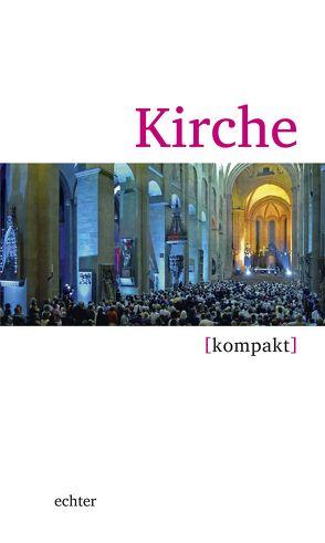 Kirche kompakt von Boss,  Dorothee