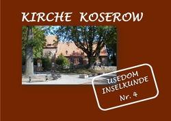 Kirche Koserow – Insel Usedom von Stockmann,  Hilde