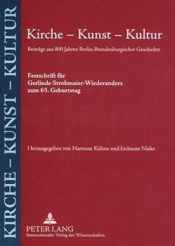 Kirche – Kunst – Kultur von Kühne,  Hartmut, Nieke,  Erdmute
