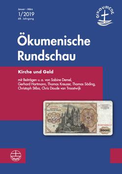 Kirche und Geld von Sahm,  Gisela