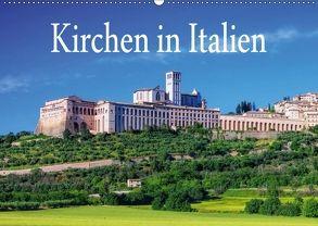 Kirchen in Italien (Wandkalender 2018 DIN A2 quer) von LianeM