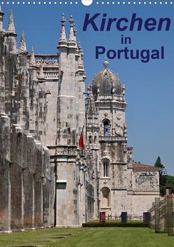 Kirchen in Portugal (Wandkalender 2020 DIN A3 hoch) von 2016 Atlantismedia,  (c)