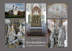 Kirchenführer Ostallgäu und Kaufbeuren von Ossenberg,  Peter, Wittmann,  Herbert