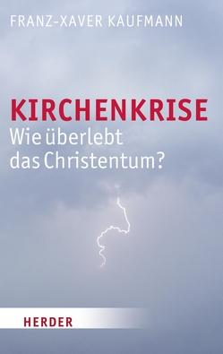 Kirchenkrise von Kaufmann,  Franz-Xaver