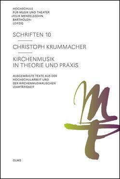 Kirchenmusik in Theorie und Praxis von Krummacher,  Christoph