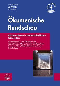 Kirchenräume in unterschiedlichen Kontexten von Sahm,  Gisela