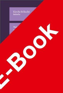 Kirchenrecht im Dialog von Neumann,  Thomas, Schüller,  Thomas