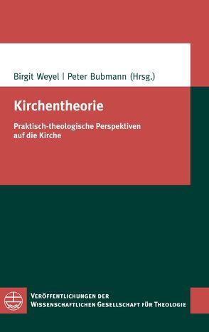Kirchentheorie von Bubmann,  Peter, Weyel,  Birgit
