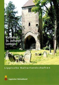 Kirchhof St. Johann Lemgo von Hentschel,  Hermann, Krämer,  Georg, Pollmann,  Hans O