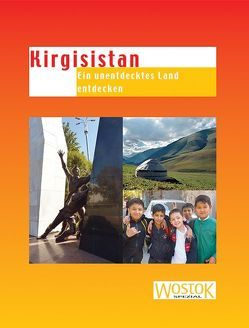 Kirgisistan von Franke,  Peter, Wollenweber,  Britta