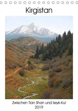 Kirgistan – Naturparadies in Zentralasien (Tischkalender 2019 DIN A5 hoch) von Urbach,  Corinna