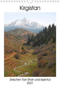 Kirgistan – Naturparadies in Zentralasien (Wandkalender 2021 DIN A4 hoch) von Urbach,  Corinna