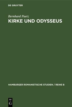 Kirke und Odysseus von Paetz,  Bernhard