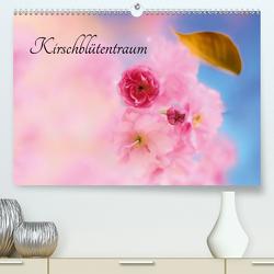 Kirschblütentraum (Premium, hochwertiger DIN A2 Wandkalender 2020, Kunstdruck in Hochglanz) von Herzog,  Uwe