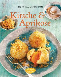 Kirsche & Aprikose von Snowdon,  Bettina