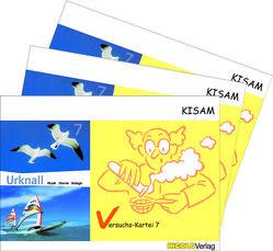 KISAM-Versuchskartei 7 – Schüler – 3er-Set von Hutzli,  Hansjürg, Meyer,  Reto