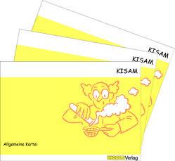 KISAM-Versuchskartei Schüler 7-9, allgemeine Kartei – 3er-Set von Hutzli,  Hansjürg, Meyer,  Reto