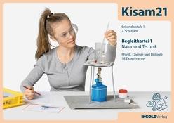 Kisam21 – Experimentierkartei 1 – Begleitkarten von Hutzli,  Hansjürg