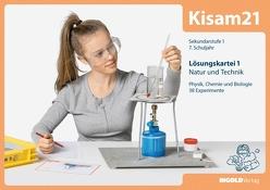 Kisam21 – Experimentierkartei 1 – Lösungen von Hutzli,  Hansjürg