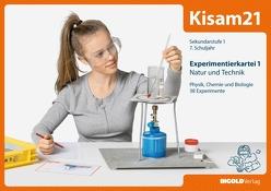 Kisam21 – Experimentierkartei 1 – Schüler von Hutzli,  Hansjürg