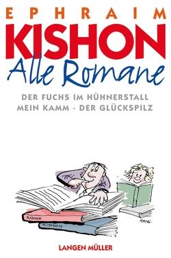 Kishon von Kishon,  Ephraim