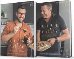 Kiss & Cook: Die »Gay Guy«-Edition von Wett,  Sascha und Torsten